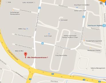 Neue Büro-Adresse