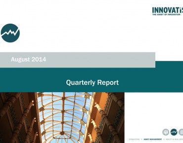 """Quarterly Report"" August 2014"